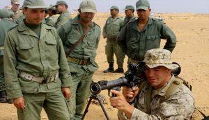 """مناورات """"الاسد الافريقي"""" بين المغرب والولايات المتحدة"""