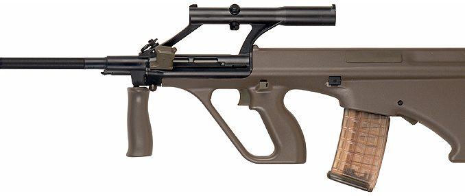سلاح aug ببجي