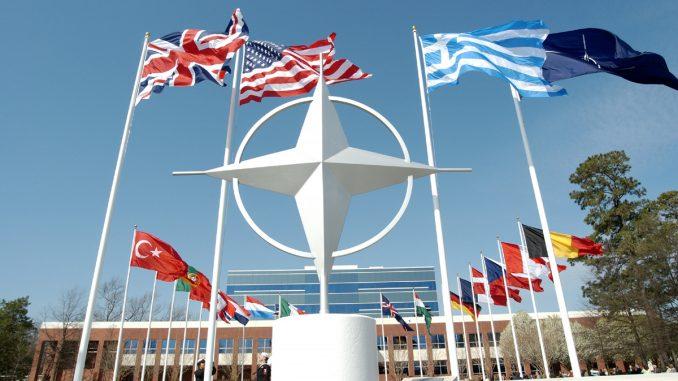أعلام الناتو