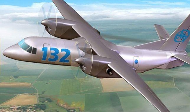 طائرة أنتونوف 132