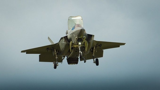 مقاتلة F-35