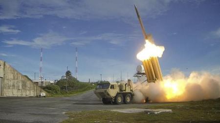 نظام THAAD الدفاعي
