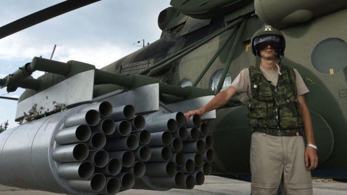 مروحية مي-8 | الأسلحة الروسية