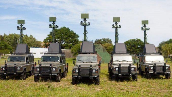 معدات دفاعية