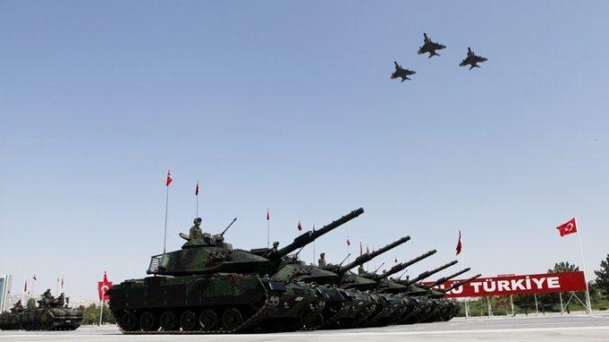 دبابات تركية| بنتاغون تركي
