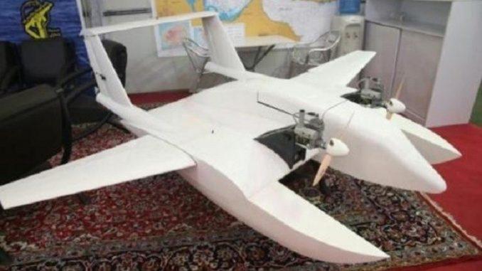 طائرة انتحارية إيرانية بلا طيار