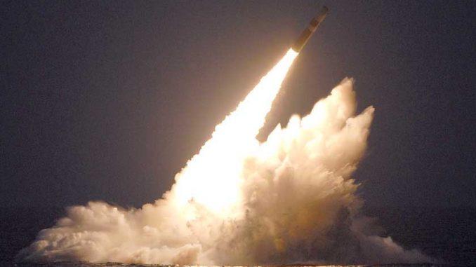 Trident II Missile