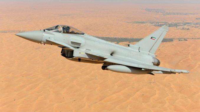 مقاتلة يوروفايتر تايفون | الكويت