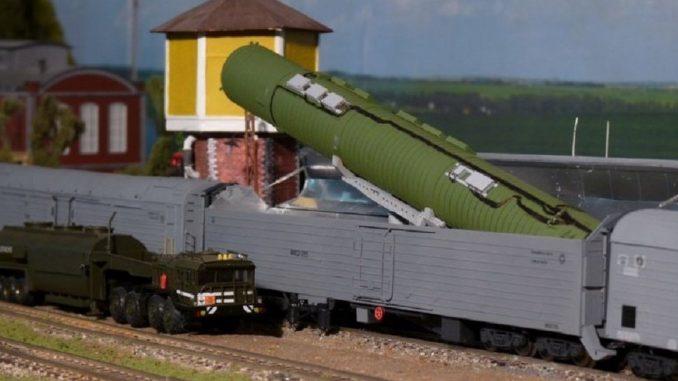 منظومة صواريخ عابرة للقارات