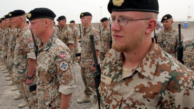 جنود الدنمارك