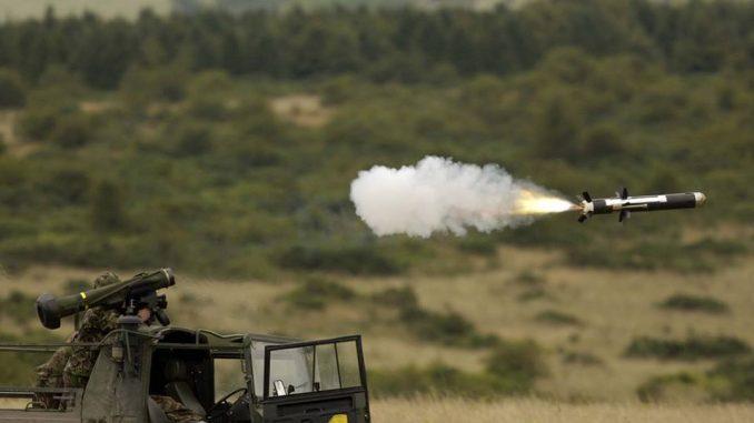 صاروخ FGM-148 Javelin