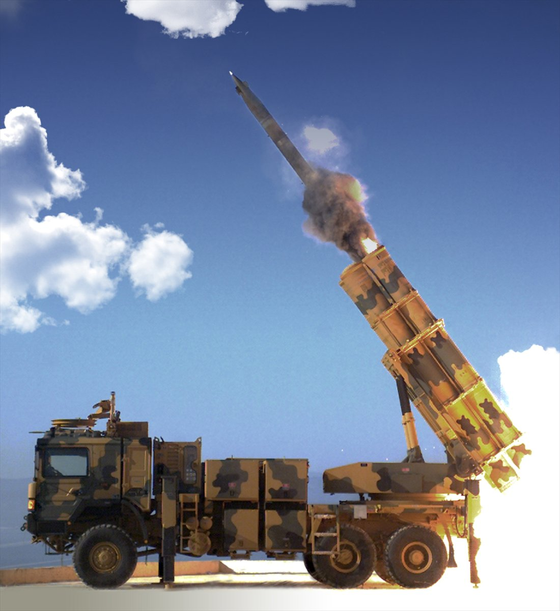 Ukrayna yeni tipli raket kompleksini sınaqdan keçirdi – VİDEO