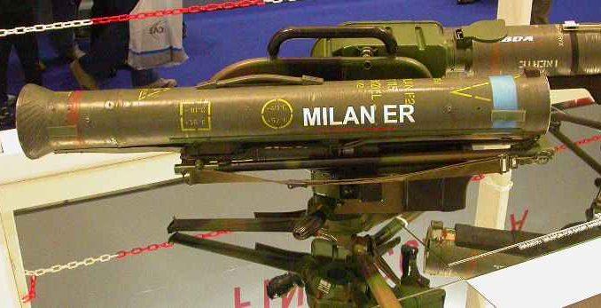صاروخ ميلان