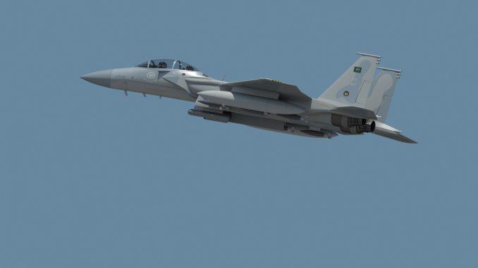 F-15 SA