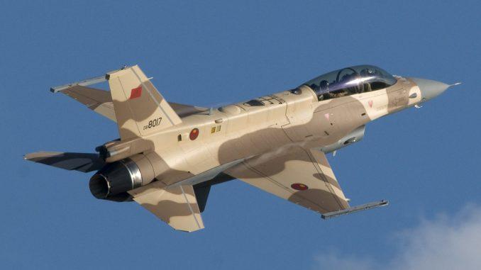 F-16 المغربية