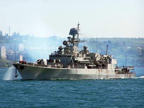 فرقاطة للبحرية الأوكرانية