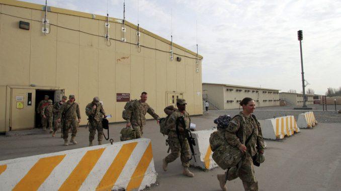 قاعدة عسكرية أميركية