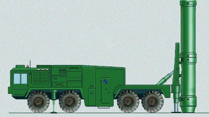 منظومة صواريخ غروم 2 التكتيكية