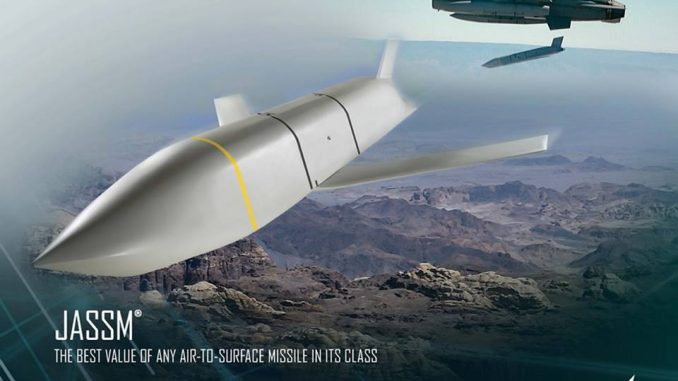 صاروخ JASSM