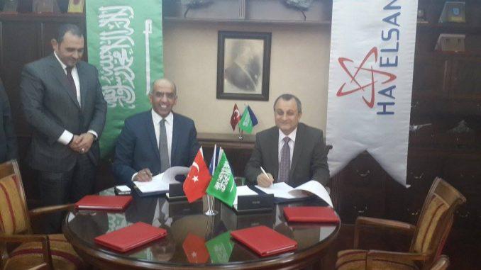 توقيع إتفاقية تعاون بين السعودية وهافلسان