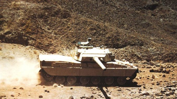 دبابة AMX-40Ds