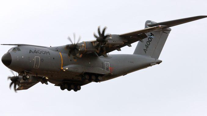 طائرة A400M للنقل العسكري