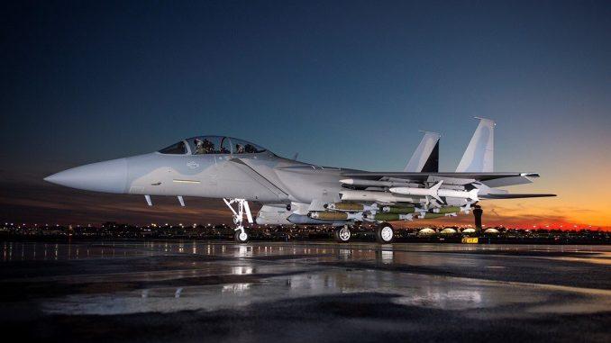 مقاتلة F-15SA