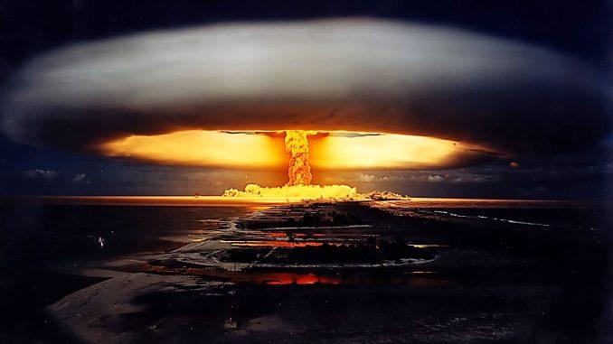 قنبلة نووية