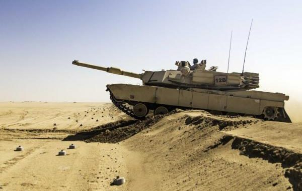 دبابة M1A2