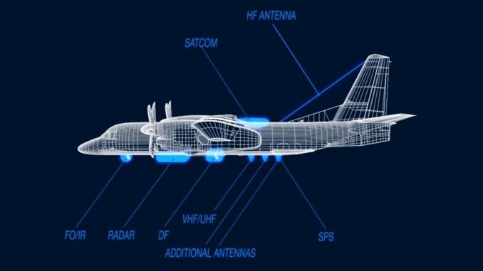 طائرة الحرب الإلكترونية AN-132