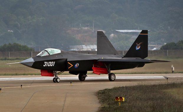 مقاتلة إف- سي الصينية