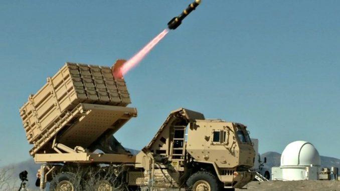 الدرع الصاروخي