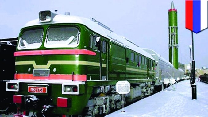 قطار روسي