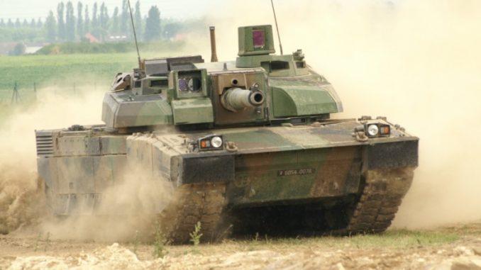 """دبابة """"ليكليرك"""" الفرنسية  """