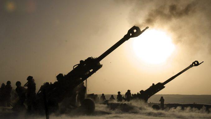 مدافع هاوتزر M777