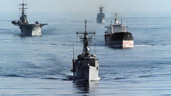 سفن تابعة للبحرية الأميركية