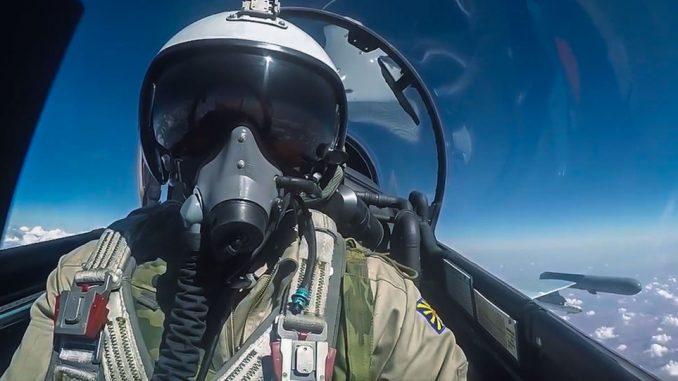 طيار من القوات الجوية الروسية