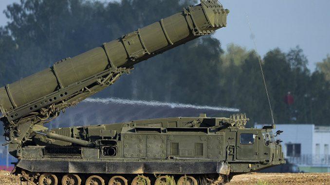 صاروخ إس-300