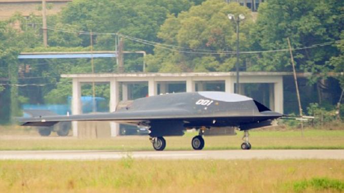 طائرة بدون طيار مقاتلة صينية