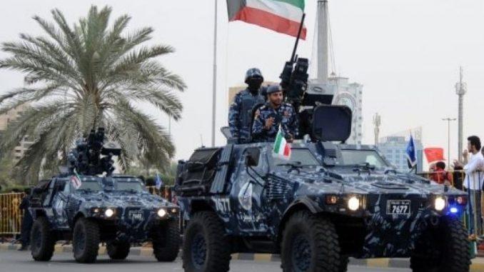القوات المسلحة الكويتية