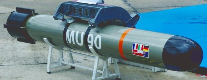طوربيد MU90