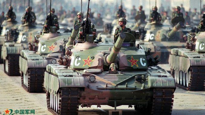 دبابات صينية
