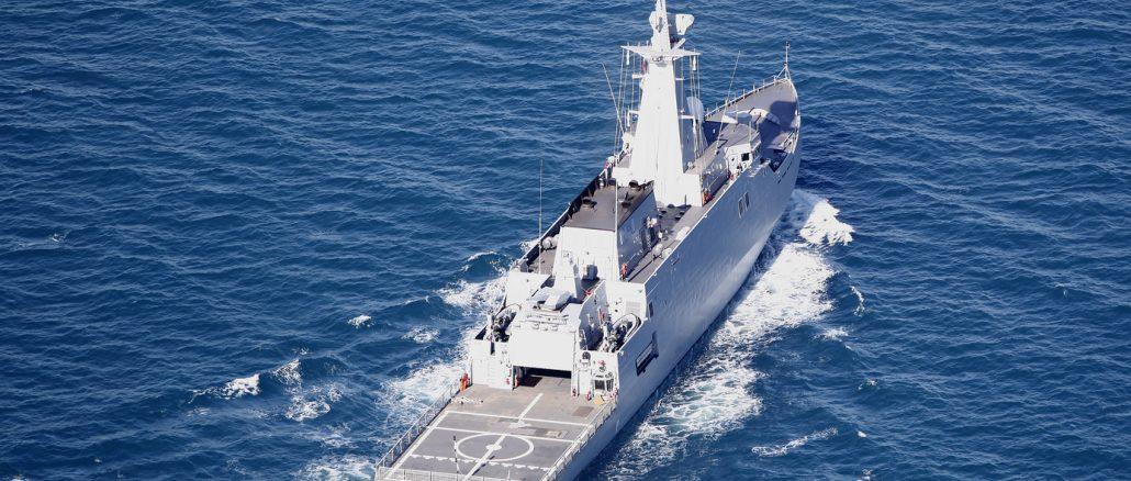 سفينة AVANTE 2200 الحربية