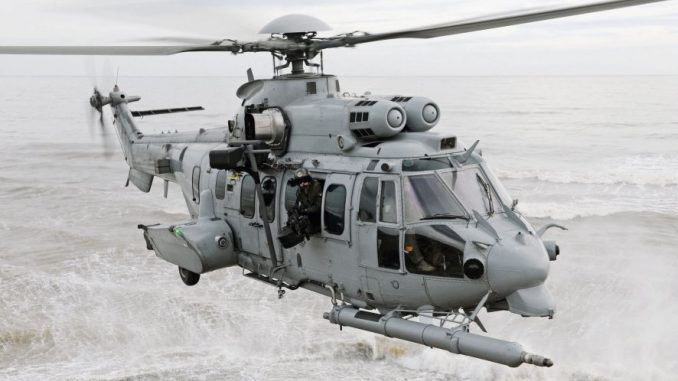 مروحية من طراز H225M Caracal