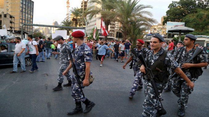 الأمن في لبنان