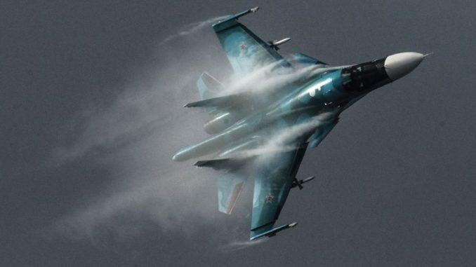 مقاتلة من طراز سو-34
