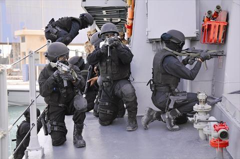 قوات قطرية