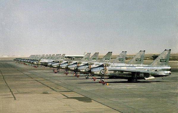 القوات الجوية الملكية السعودية - صورة أرشيفية