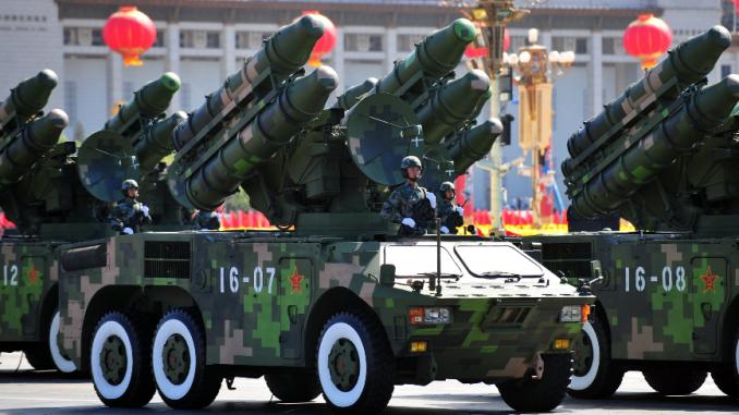 صواريخ صينية متطوّرة