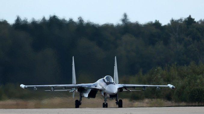 مقاتلة سوخوي-35